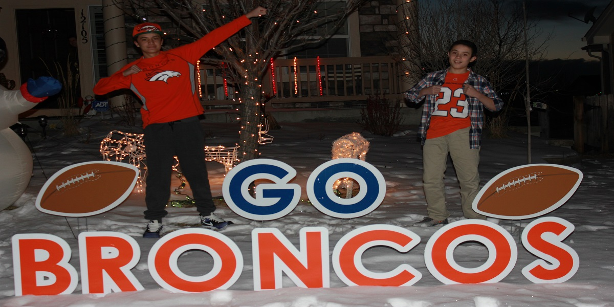 PYG Broncos Superbowl